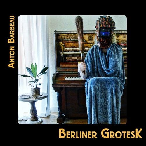 Berliner Grotesk by Anton Barbeau