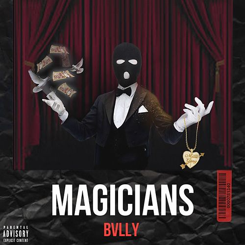 Magicians by Bvlly