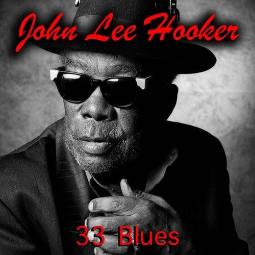 33 Blues de John Lee Hooker