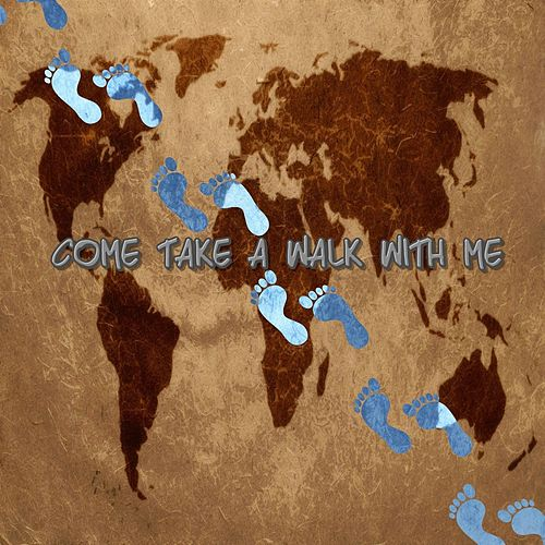 Come Take A Walk With Me by Twizm Whyte Piece
