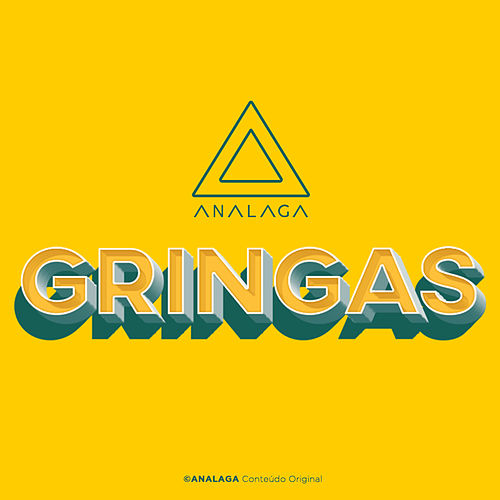 Gringas (Vol.3) de Analaga & bibi