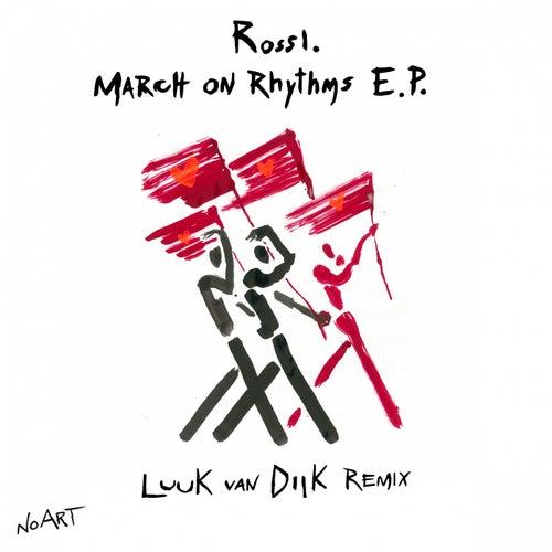 March On Rhythms - Single by Rossi