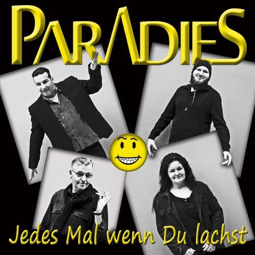 Jedes Mal wenn Du lachst (Radio edit) von Paradies