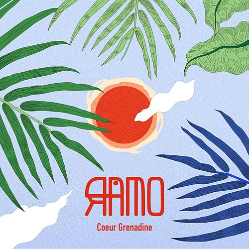 Le cœur grenadine by Ramó