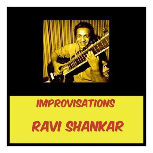 Improvisations de Ravi Shankar