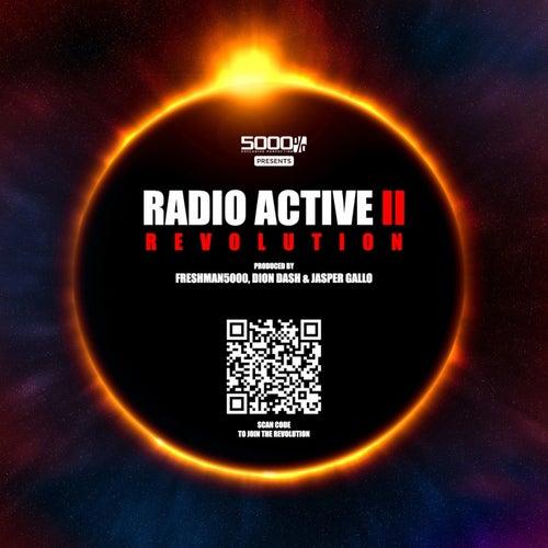 Radio Active 2: Revolution von Various Artists