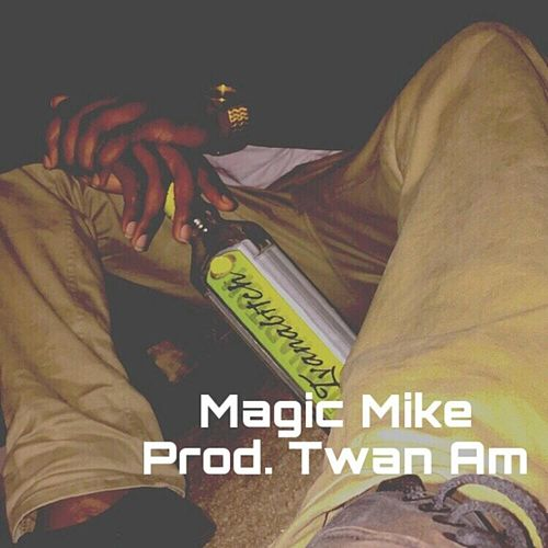 Magic Mike by D.Stew