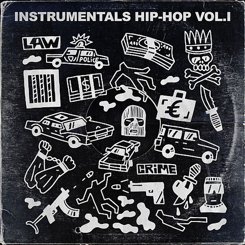 Instrumentals Hip-Hop, Vol. 1 von Various Artists