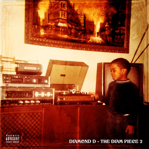 The Diam Piece 2 de Diamond D