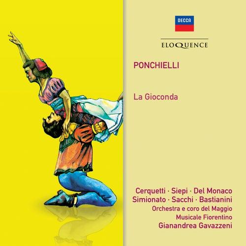 Ponchielli: La Gioconda von Gianandrea Gavazzeni