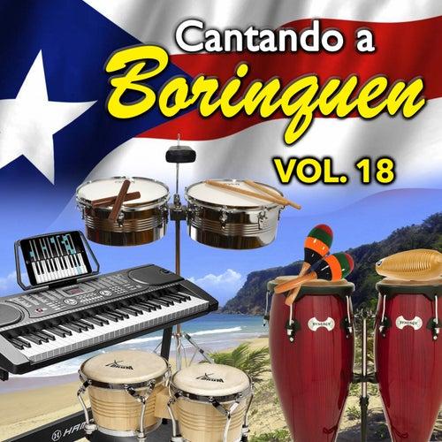 Cantando a Borinquen, Vol. 18 de Various Artists