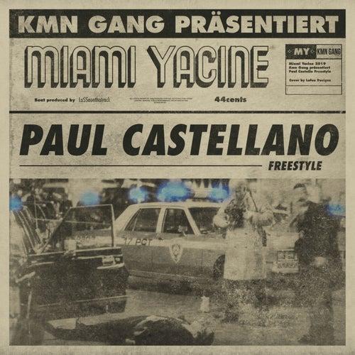 Paul Castellano von Miami Yacine