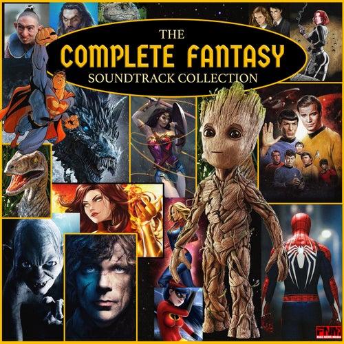The Complete Fantasy Soundtrack Collection de Various Artists