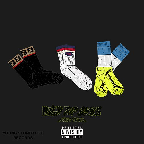 High Top Socks by Steelo Steezy