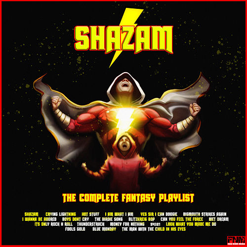 Shazam - The Complete Fantasy Playlist by Various Artists