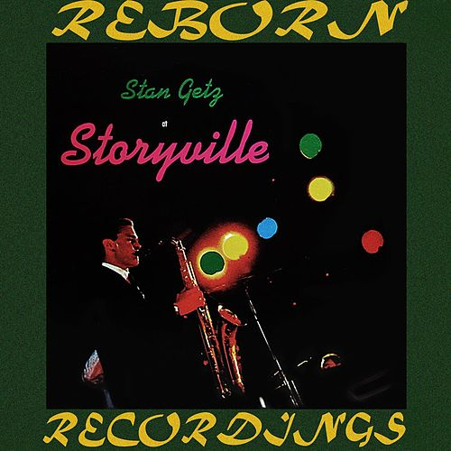 Stan Getz at Storyville, Vols. 1 And 2 (HD Remastered) von Stan Getz