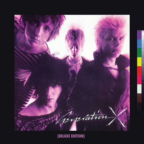 Generation X (Deluxe Edition) von Generation X