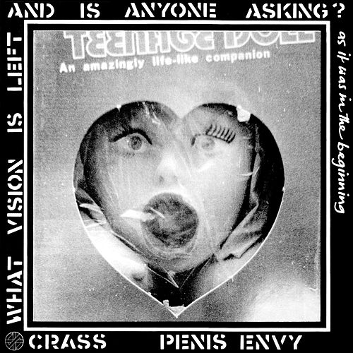 Penis Envy by Crass