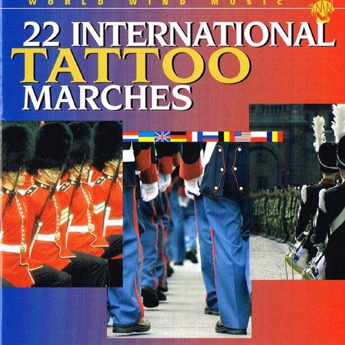 22 International Tattoo Marches von Various Artists