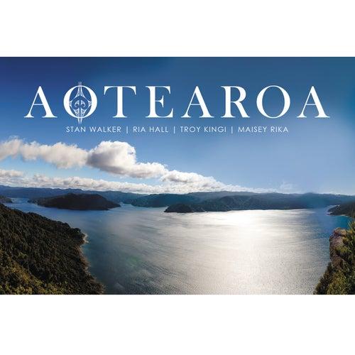 Aotearoa (Maori Language Week 2014) by Stan Walker