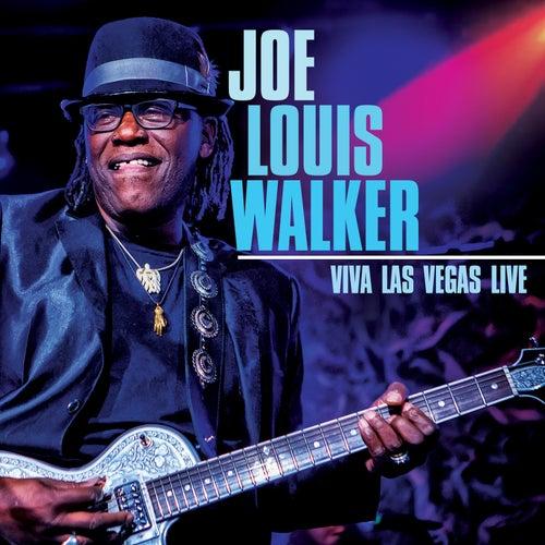 Viva Las Vegas Live by Joe Louis Walker