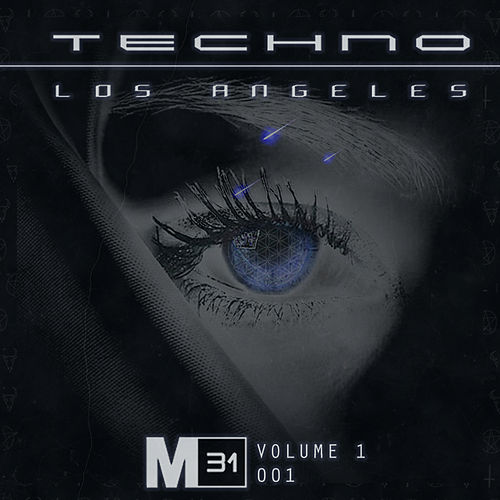 Techno Los Angeles, Vol. I von Various