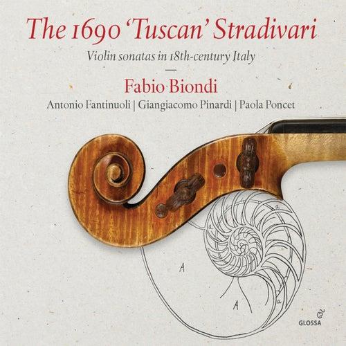 The 1690 'Tuscan' Stradivari by Fabio Biondi