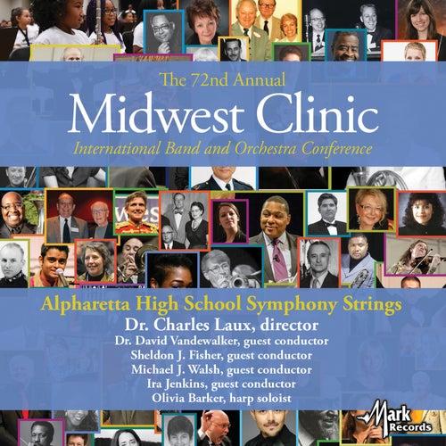 2018 Midwest Clinic: Alpharetta High School Symphony Strings (Live) de Various Artists