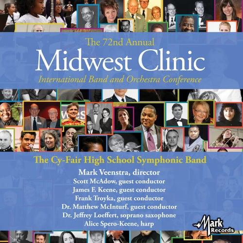 2018 Midwest Clinic: Cy-Fair High School Symphonic Band (Live) de Various Artists