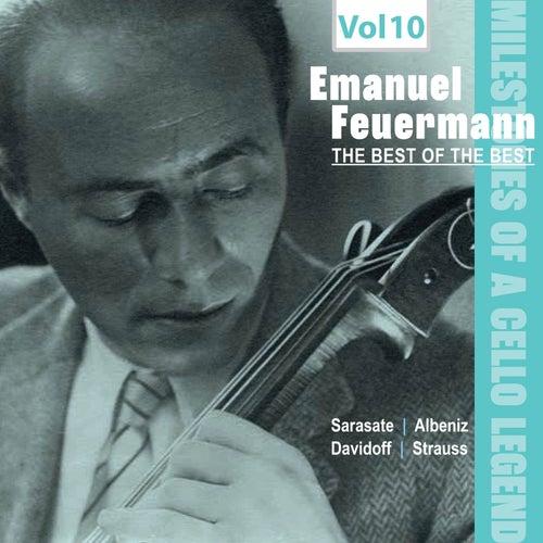 Milestones of a Cello Legend -The Best of the Bests  - Emanuel Feuermann, Vol. 10 de Various Artists