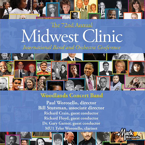 2018 Midwest Clinic: Woodlands Concert Band (Live) de Various Artists