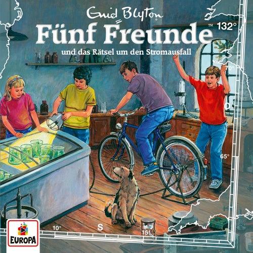 132/und das Rätsel um den Stromausfall von Fünf Freunde