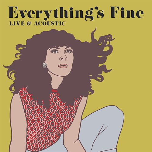 Everything's Fine (Acoustic) [Live] by Jamie Drake