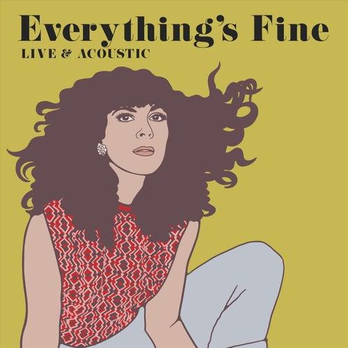 Everything's Fine (Acoustic) [Live] von Jamie Drake