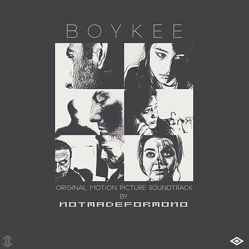 Boykee (Original Motion Picture Soundtrack EP) by Not Made for Mono