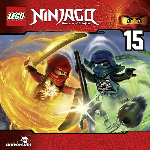 Lego NINJAGO: Folgen 39-41: Der Spion von LEGO Ninjago