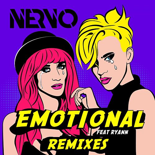 Emotional (Remixes) de NERVO