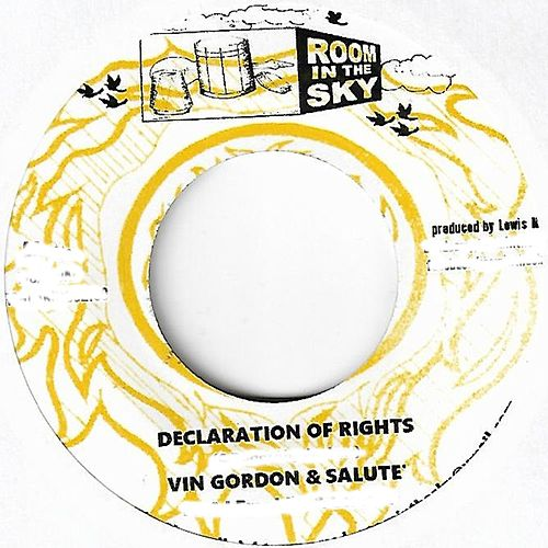 Declaration of Rights by King Tubby