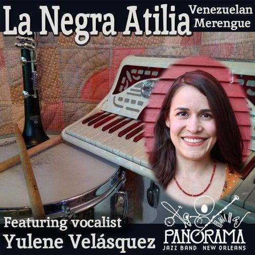 La Negra Atilia (feat. Yulene Velásquez) by Panorama Jazz Band
