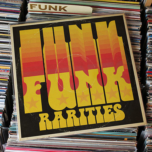 Funk Rarities by Various Artists