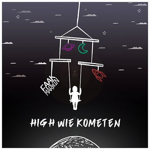 High wie Kometen by Faakmarwin