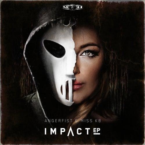 Impact EP de Angerfist
