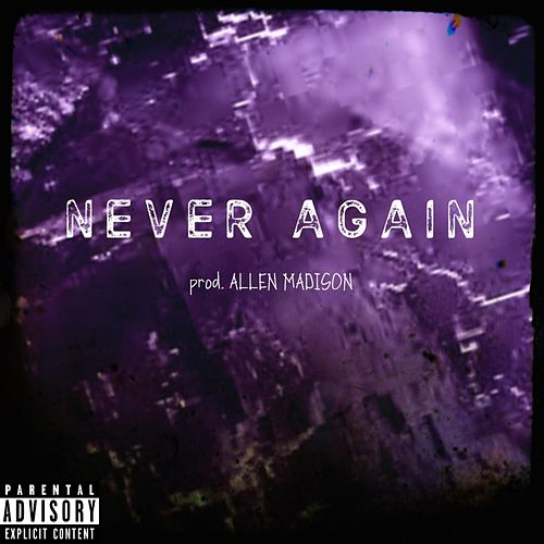 Never Again by Allen Madison