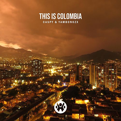 This Is Colombia de Caspy