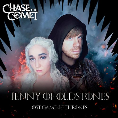Jenny of Oldstones (From 'Game of Thrones') von Chase the Comet