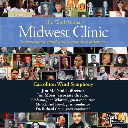 2018 Midwest Clinic: Carrollton Wind Symphony (Live) de Various Artists