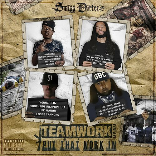 Put That Work in by Various Artists
