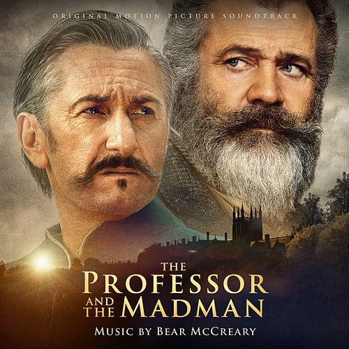 The Professor and the Madman (Original Motion Picture Soundtrack) by Bear McCreary