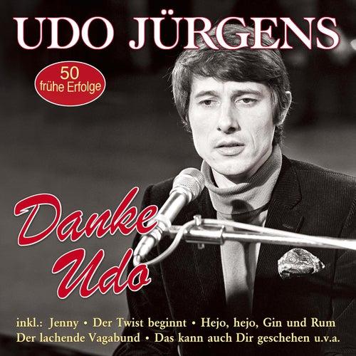 Danke Udo - 50 frühe Erfolge von Udo Jürgens