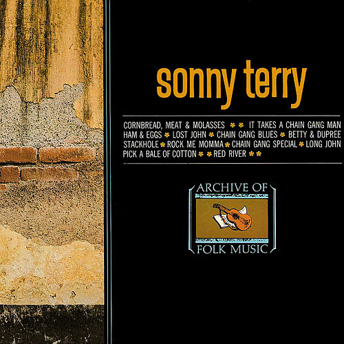 Blind Sonny Terry by Sonny Terry